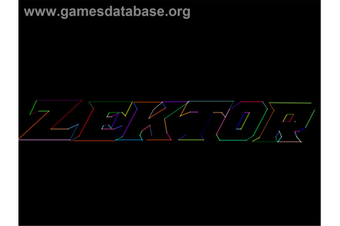 Zektor - Arcade - Games Database