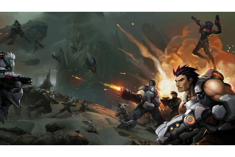 "Mark Kern clarifies his comments on Firefall – ""if you're ..."