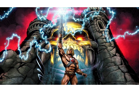 "Official Masters Of The Universe poster ""The Power Of ..."