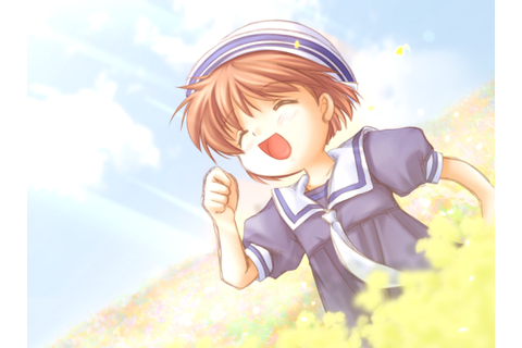 clannad game | Tumblr
