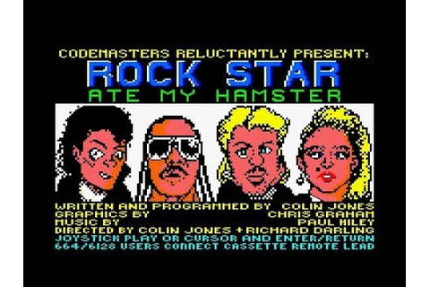 Rock Star Ate My Hamster Review for the Amstrad CPC by ...