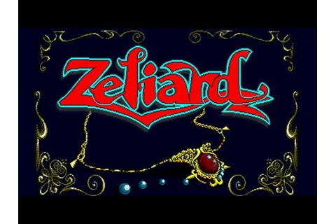 LGR - Zeliard - DOS PC Game Review - YouTube