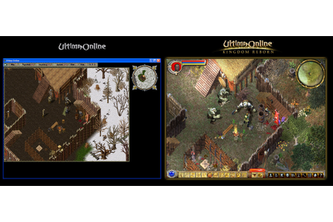 Ultima Online: Kingdom Reborn Screenshots - Video Game ...