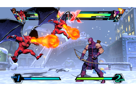 Ultimate Marvel Vs Capcom 3 Info Blowout | The Escapist