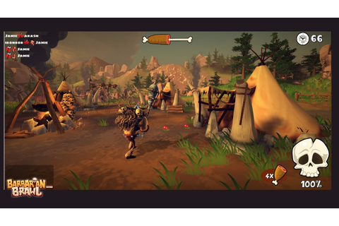 Barbarian Brawl on Steam