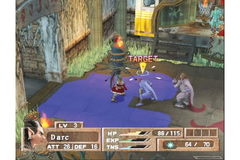 Arc the Lad: Twilight of the Spirits Will Be Released For PS4 As A PS2 ...