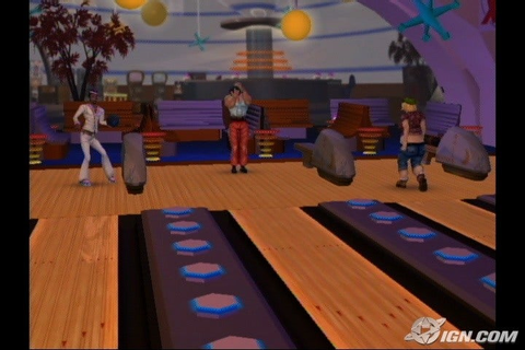 Ten Pin Alley 2 Screenshots, Pictures, Wallpapers - Wii - IGN