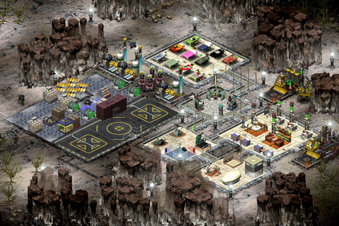 Space Colony HD iso full Pc game Free download