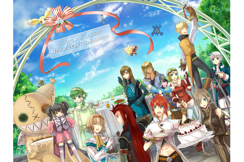 Tales Of The Abyss Wallpapers - Wallpaper Cave