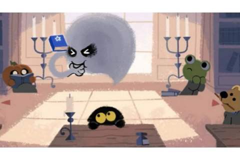 Google Doodle: Welcome to the Magic Cat Academy