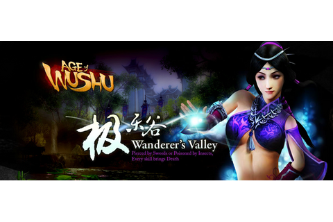 Wanderer's Valley | Age of Wushu Wiki | FANDOM powered by ...