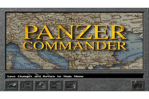 Panzer Commander [DEMO] - YouTube