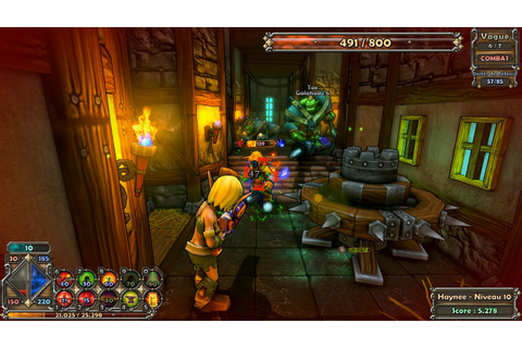 Dungeon Defenders Games Collection Free Download Pc Game ...