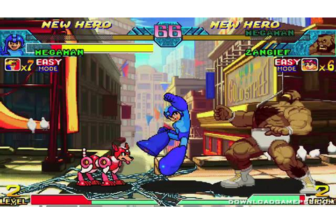 Marvel vs Capcom Origins PSN - Download game PS3 PS4 RPCS3 ...
