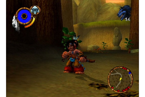 Screens: Brave: The Search For Spirit Dancer - PS2 (4 of 24)