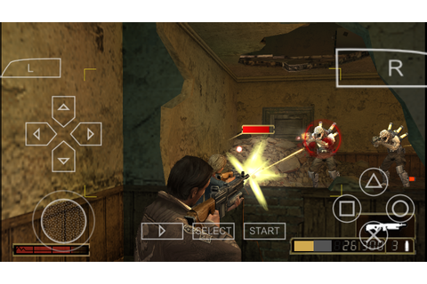 Resistance Retribution PSP ISO Free Downlaod - Free PSP ...