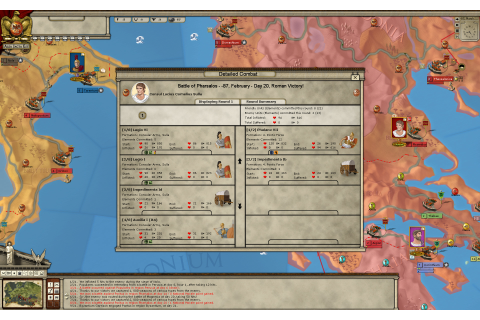 AGEOD Reveals New Roman Strategy Game Alea Jacta Est