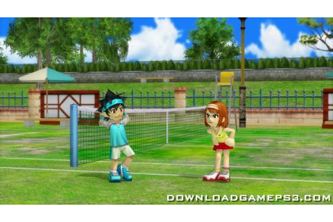 Everybodys Tennis - Download game PS3 PS4 PS2 RPCS3 PC free