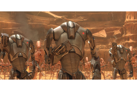 Super Battle Droid | StarWars.com