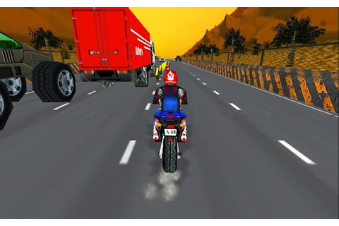 Moto Madness 3D Bike Race Game APK by bestfreeracinggames.com