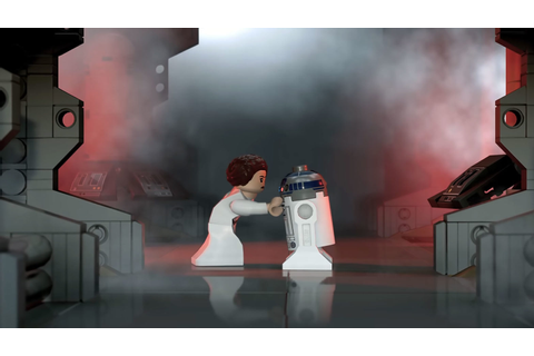Here's The Trailer Of The New Official LEGO Star Wars: The ...