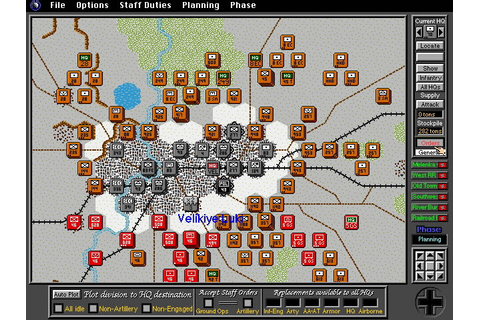 Download V for victory: Velikiye Luki strategy for DOS ...