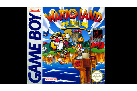 Wario Land - Super Mario Land 3 full walkthrough and ...