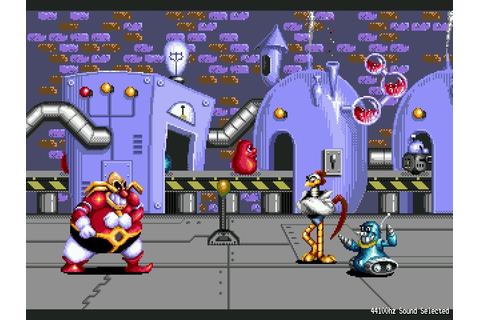 Dr Robotnik's Mean Bean Machine (1993, Sega Genesis ...