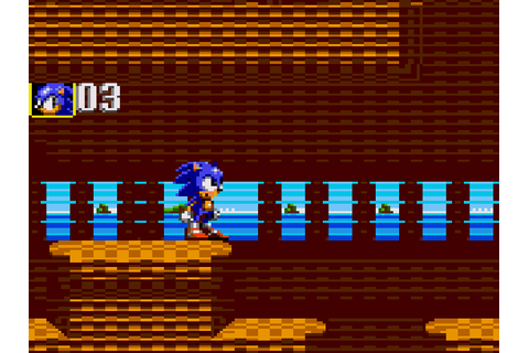 Sonic The Hedgehog: Triple Trouble Download Game ...