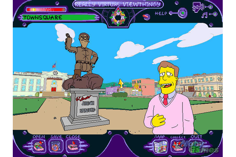 Category:Virtual Springfield | Simpsons Wiki | FANDOM ...