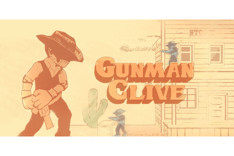 Gunman Clive | Nintendo 3DS download software | Games ...