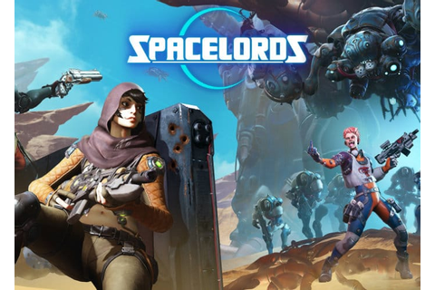 Spacelords Free-To-Play Game Launches On PS4 - Geeky Gadgets