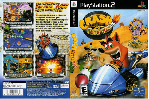 Crash Nitro Kart | My PlayStation 2 Game Collection ...
