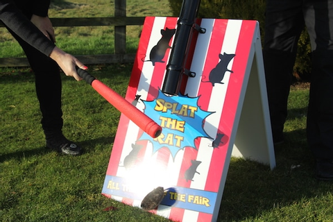 Splat The Rat - BBC Inflatables - 01905 841902