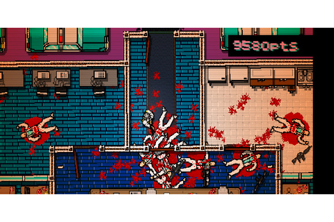 Have You Played… Hotline Miami? | Rock, Paper, Shotgun