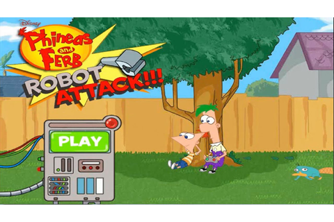 Ferb Games - Wallpaperall