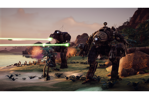 BattleTech: Flashpoint comes with a free arcade mode and ...