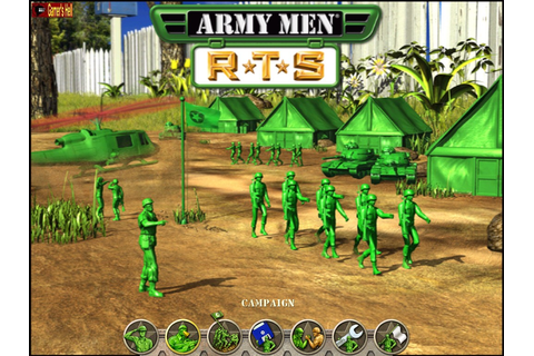 Free Download Army Men RTS PC Full Version Games (132MB ...