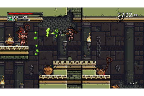 Mercenary Kings (PS4 / PlayStation 4) Game Profile | News ...