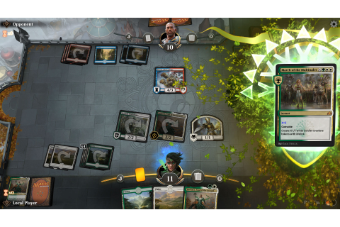 Magic The Gathering Arena Open Beta | Rock Paper Shotgun