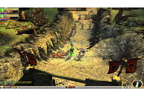 Dungeon Siege II - Gameplay Bolado #02 - YouTube