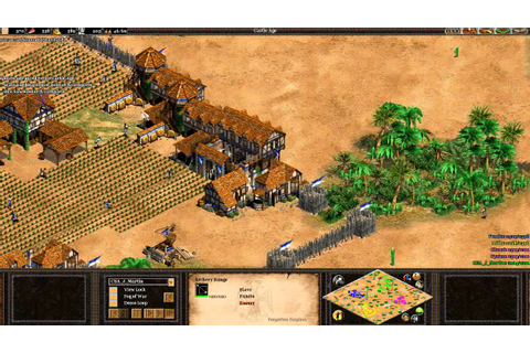 Age of Empires II: Forgotten Empires Preview: Slavs vs ...