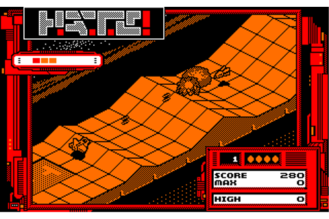 HATE: Hostile All Terrain Encounter (1989) by Vortex ...