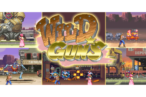 Wild Guns™ | Super Nintendo | Games | Nintendo