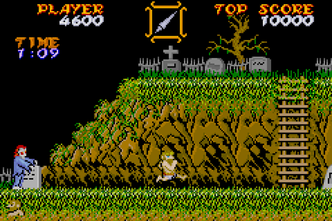 Ghosts 'N Goblins Download Game | GameFabrique