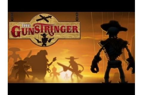 IGN Reviews - The Gunstringer Game Review - YouTube
