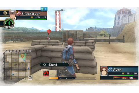 Valkyria Chronicles II PSP Iso Free Download ~ Rifqi88 ...
