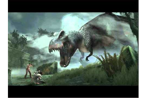 Peter Jackson's King Kong Game Soundtrack - The T-rex ...