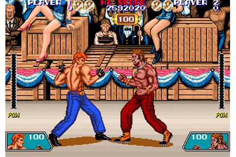 Violence Fight - Videogame by Taito