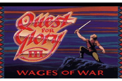 Quest for Glory III: Wages of War Screenshots